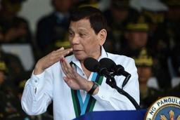 CPI: le président philippin Duterte