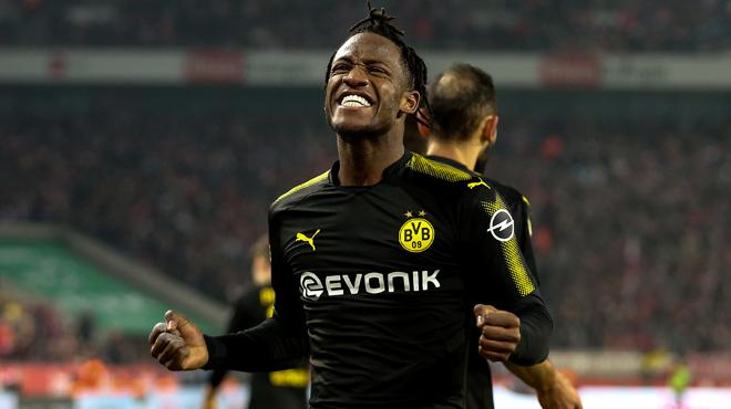 Bundesliga (22e J): Batshuayi Atunga se distingue encore avec Dortmund !