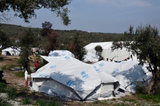 L'ONU alerte contre les violences sexuelles dans les camps de réfugiés en Grèce