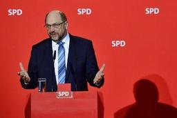 Elections législatives en Allemagne - Critiqué, Martin Schulz renonce à être le chef de la diplomatie