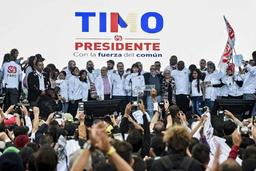 Colombie: des candidats Farc