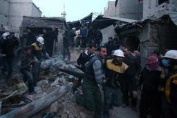 Conflit en Syrie - Le Conseil de sécurité de l'ONU examine un projet de résolution pour une trêve de 30 jours