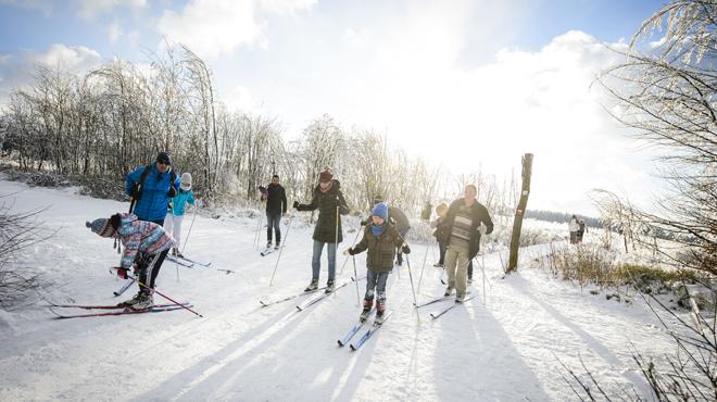 29 centres de ski ouverts en Wallonie pour le début des vacances de carnaval!