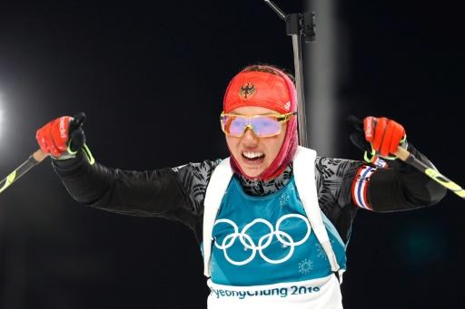 Skiathlon (D): L'or pour la Suédoise Kalla