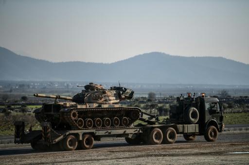 Syrie: 11 militaires turcs tués face à une milice kurde