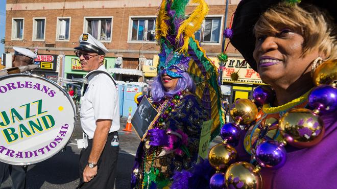 Carnaval : Plus que quelques jours de fête à la Nouvelle-Orléans