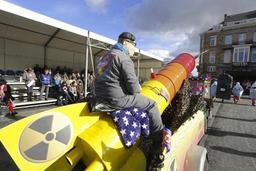 Un cortège plein de couleurs arpente les rues d'Alost pour le carnaval