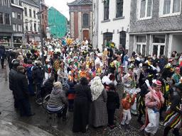 Le 560e Cwarmé de Malmedy a rassemblé 15.000 personnes