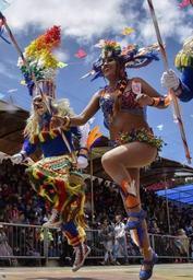 Déjà plus de 20 morts en marge des célébrations du carnaval en Bolivie
