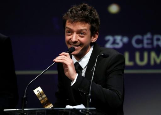 L'acteur Nahuel Pérez Biscayart, comme un poisson dans l'eau