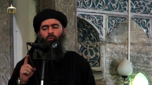 Le chef de l'EI est vivant et soigné dans le nord-est syrien