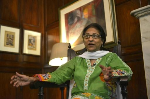 Pakistan: Asma Jahangir était une