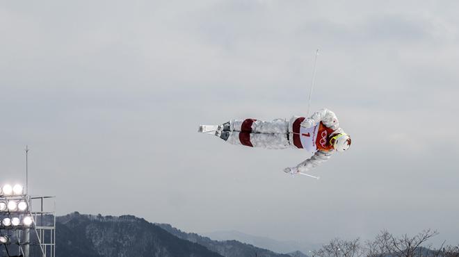 Olympiques: Marc-Antoine Gagnon se qualifie pour la finale des bosses