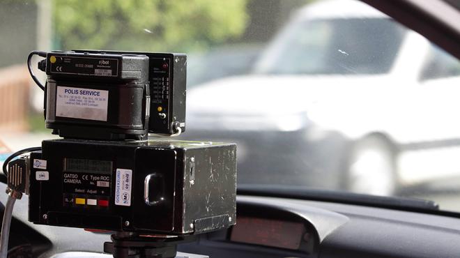 Un motard se fait flasher à une vitesse de 201 km/h sur une route où la vitesse était limitée à 70: la peine est tombée