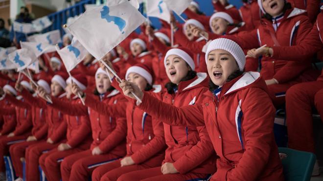 Kim Jong Un invite le président sud-coréen à Pyongyang — Historique