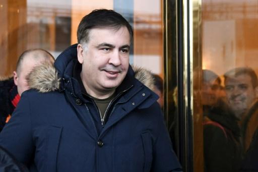 Ukraine : l'opposant Saakachvili a été expulsé vers la Pologne
