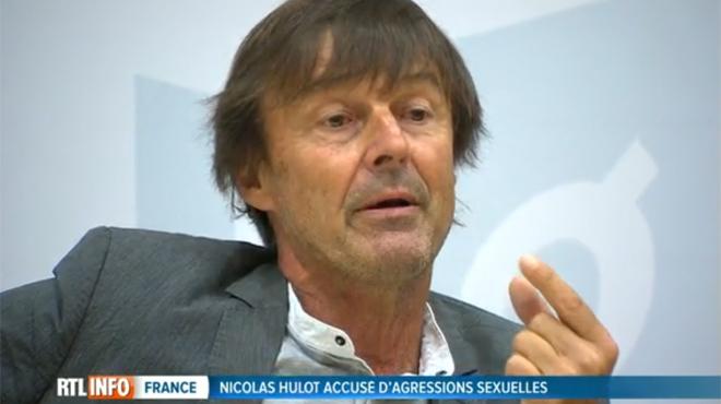 Accusé de violences sexuelles, Nicolat Hulot porte plainte contre un magazine français pour