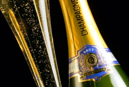 Ventes de champagne: chiffre d'affaires