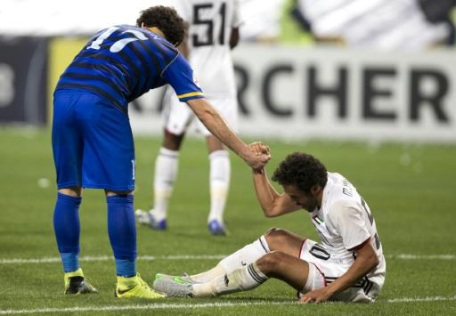 Crise du Golfe: les Emirats accueillent un club de football qatari