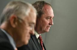 Excuses publiques du vice-premier ministre australien pour une relation extraconjugale
