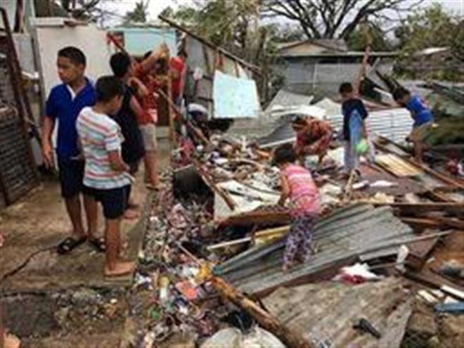 Le cyclone Gita, le plus puissant en 60 ans, détruit Tonga mais n'emporte pas de vie