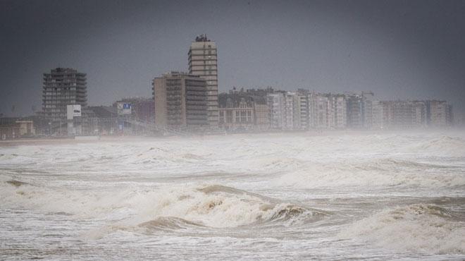 Les régions côtières englouties par les flots d'ici 2100? La hausse du niveau des océans est pire que prévu