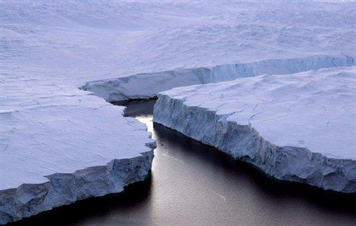 La hausse du niveau des océans s'accélère