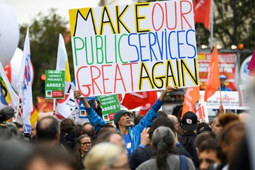 Fonction publique: une majorité de Français favorable aux réformes