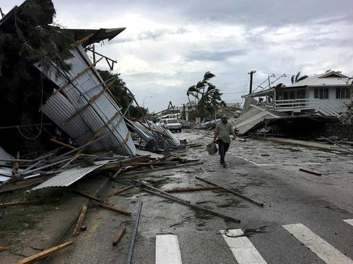 Cyclone Gita: des dégâts aux Tonga mais aucun décès recensé