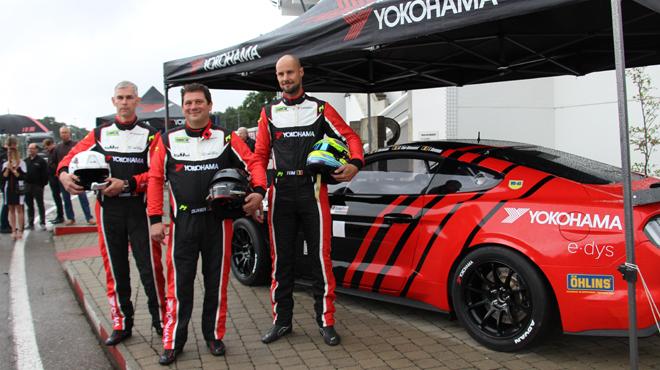 Tom Boonen se reconvertit dans le sport automobile: découvrez le programme de sa première saison