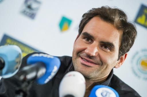 Tennis: Federer sur une voie royale à Rotterdam