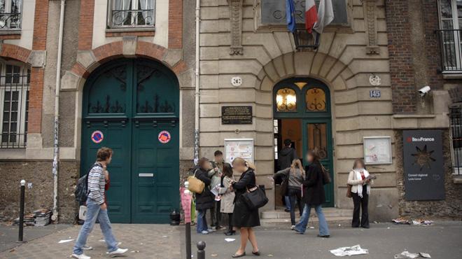 A Paris, un homme au comportement suspect est recherché aux abords des écoles