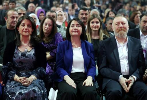 Turquie: l'ancienne coprésidente du parti prokurde HDP arrêtée