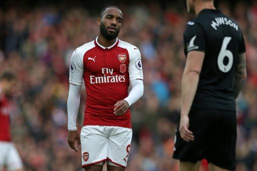 Arsenal : Alexandre Lacazette absent quatre à six semaines