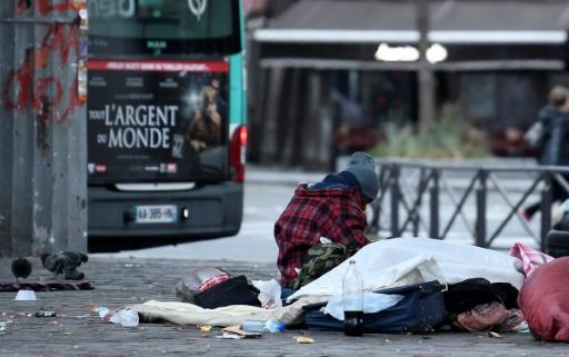 Huit sans-abris morts en Ile-de-France depuis le 1er janvier