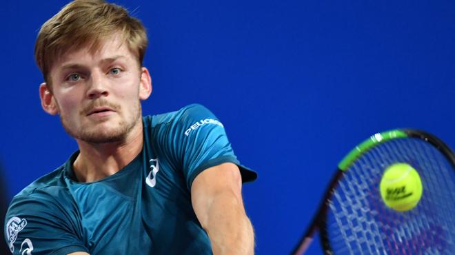 David Goffin passe facilement au deuxième tour au tournoi de Rotterdam