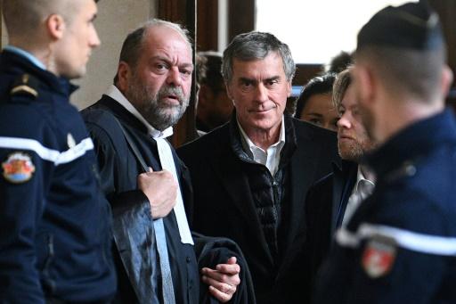 A son procès en appel, Cahuzac convoque à nouveau Rocard et