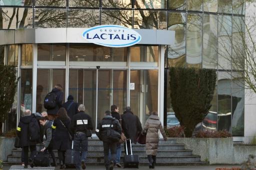 Salmonelle: la direction de l'Alimentation met en cause la transparence de Lactalis
