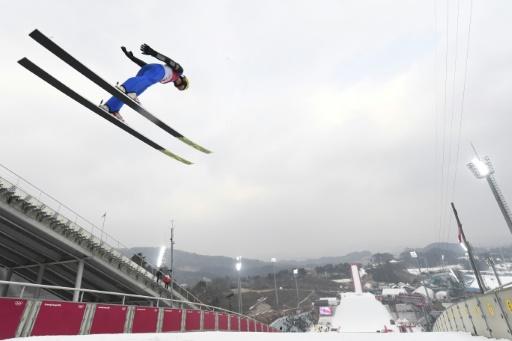 JO-2018: Laheurte 10e après le saut du combiné nordique, Lamy-Chappuis 19e