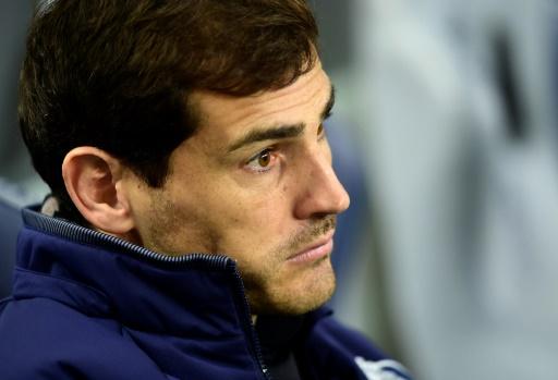 Porto: Casillas en fin de règne