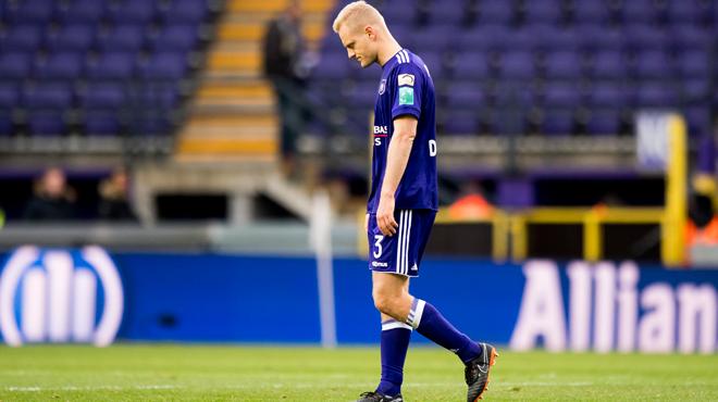 Olivier Deschacht versé dans le noyau B d'Anderlecht