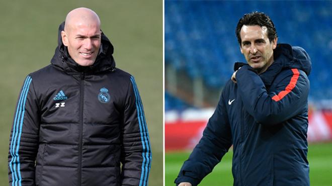 CHOC Real Madrid-PSG: de quelle côté sera la peur?