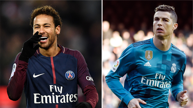 CHOC Real Madrid-PSG: Neymar et Cristiano Ronaldo se ressemblent plus qu'on ne le croit...