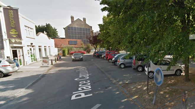 Violent braquage à Waterloo ce matin: ils attendaient l'employée d'une supérette à 5h55