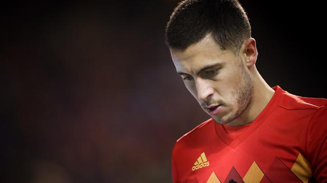 Eden Hazard fixe les objectifs de Chelsea pour la fin de la saison