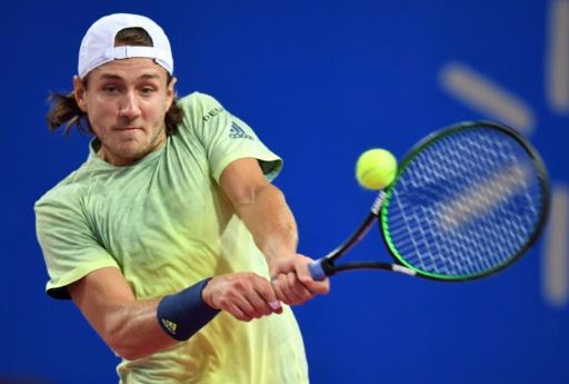 Tennis: coup d'arrêt à Rotterdam pour Pouille après Montpellier