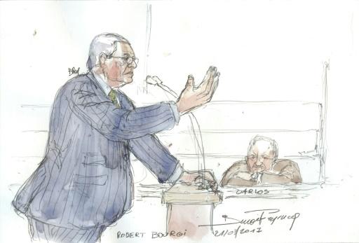 Costumes de Fillon: procédure disciplinaire contre l'avocat Robert Bourgi
