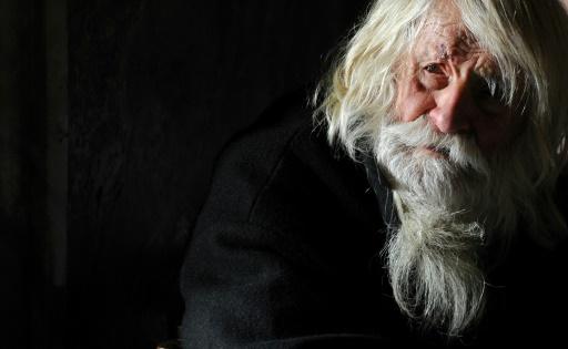 Décès du principal donateur de l'Eglise bulgare, un mendiant centenaire