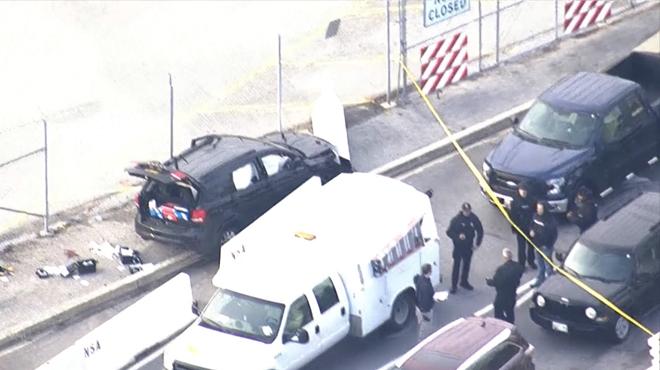 Une fusillade éclate à l'entrée de l'agence de renseignement américaine NSA: 3 blessés par balle, un suspect arrêté