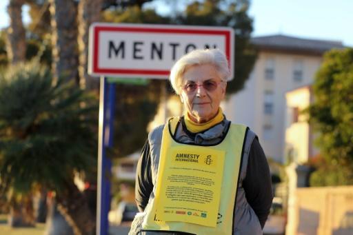 Une responsable d'Amnesty en procès à Nice pour aide à des migrants mineurs